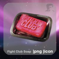 Fight Club Soap by elephantbones