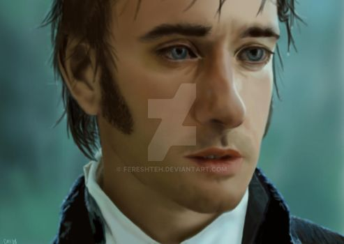 Darcy's Rejection by Fereshteh