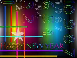 happy new years the count down by Unshakble