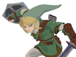 TP Link - Cell Shaded by Aleitheo