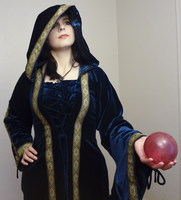 Sorceress 15 by Angelic-Obscura