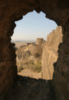 Rohtas Fort by breathzee