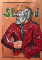 Star-Lord by Squabbit