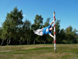'A pole to do flags on?' by Zade-uk