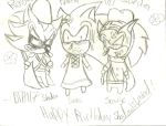 Russia/Finland/Sweden Say Happy Bday ShadowIsLoved by DarkTheHedgehog117