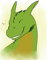Grin~ by GriffinPhillis