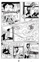 The Golden Pigeon - page 3 by Megalosaurus