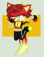 Sonic Boom, Fiona by XxPinkFrosting
