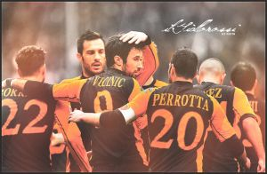 il Giallorossi by HassaNl