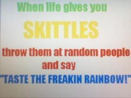 Skittles by pink-e-dink
