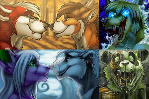 Halloween/Fall Icons Batch 2 by Ifus