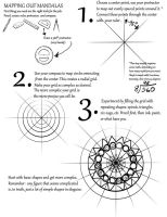 Mapping Out Mandalas Tutorial by mattridgway