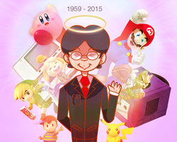 Thank you. Iwata by ArtisterMan