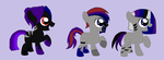 Foals for TheAgentMyers 2 by DibstaRP