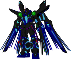 ORB-02 Immortalis Veneficus Gundam by ExArchmagus