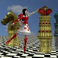 Chess Dancing by enterprisedavid