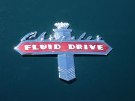 Fluid Driving in a 1941 Chrysler by RoadTripDog
