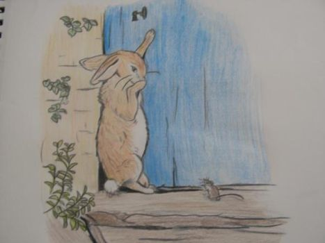 Peter Rabbit by Jessicashley88
