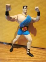The Mighty Hercules by TeenTitans4Evr