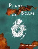 Planescape 3.5 Cover by Garroh