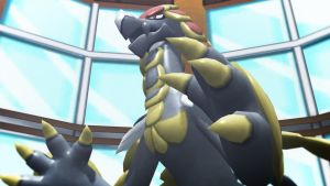 Kommo-o (Pokemon Sun and Moon)