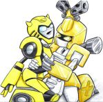 bees by prisonsuit-rabbitman