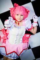 Madoka Magica: let Me help You by Ocean-san