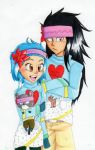 Ugly Sweaters : Gajevy by Lolly-pop-girl732