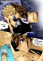 KH: Leave us... by RoXas-1988