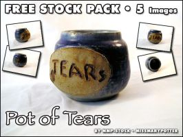 FREE STOCK, Pot of Tears by mmp-stock