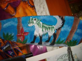 Wolf Chimara Paddle by enyce122