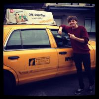 Louis 1D cab by CelticThunder113