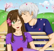 Prussia and Hungary valentine by MaidenKonan27