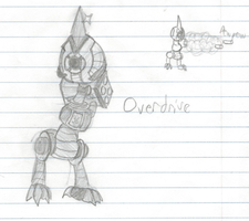 Overdrive by Chitofuru