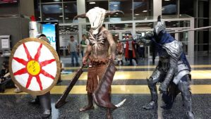 Dark Souls Group Acen 2013 by XSinstarX