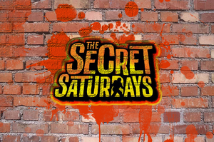 The Secret Saturdays Graffiti by Candido1225