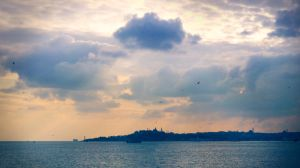 Panoroma in Istanbul by CaGaTaYGENCAY