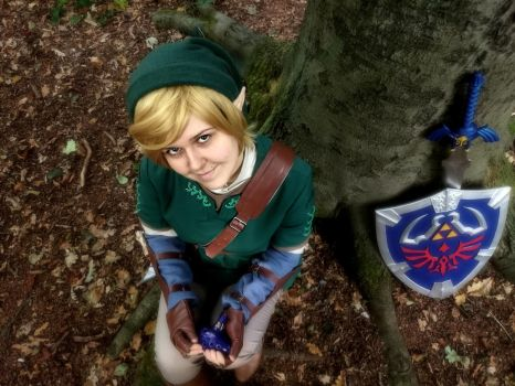 Link cosplay #2 by RealTRgamer