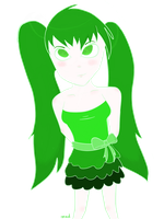 Green by Mousiarty