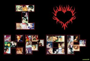 i love kpop wallpaper by cassiopeia91