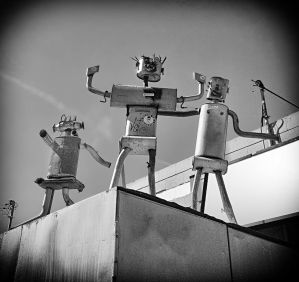 The Robots of 16th and Placentia by Recalibration