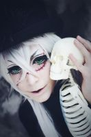 Black Butler Undertaker  by GreeniiCosplay