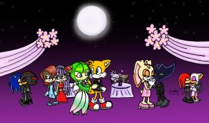 :LATE: Sonic prom 2006 by LimeLover