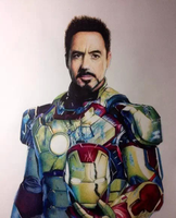 Ironman MARK-42 by WB940618