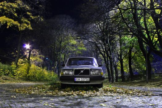 volvo by ruszdupe