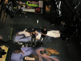 Scenic Artists from the grid by LocationCreator