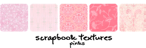 TEXTURES - pinks by obliviousally