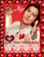 Yamapi Wishes You A 'Happy Valentine's Day' by Asiatica