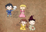 BBC Sherlock - To be or not to be... BORED. by DD-Latte