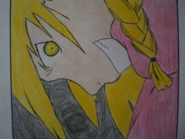 Edward Elric - FMA by MustBeDreaming15